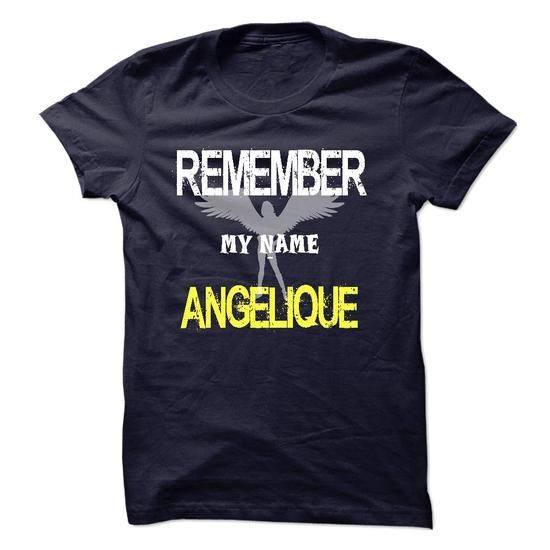 (Wedding Gifts, Thank You Gifts)  - My name is Angelique. THE BEST =>  - #fullzipsweaters #shortsleevesweater #tshirts #holidaygiftidea.