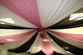 fabric ceiling decorations - Google Search