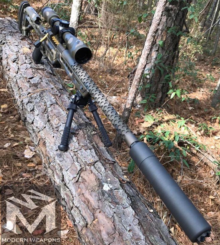 Suppressed Long range Rifle