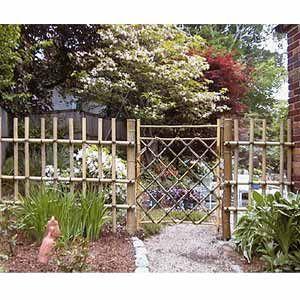 Bamboo Trellis Designs | Design-Bamboo Fence manufacturers,Design-Bamboo Fence exporters,Design ...