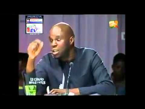 UN NOIR QUI NE MACHE PAS SES MOTS Laurent Gbagbo est pour moi  le présid...