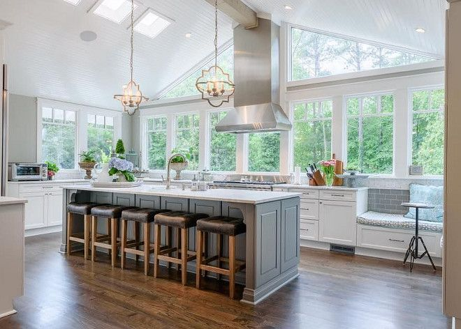 Kitchen Remodel. These Clients Purchased A Home With The