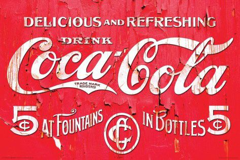 Vintage Coca Cola Advertisement - http://www.voteupimages.com/?p=495