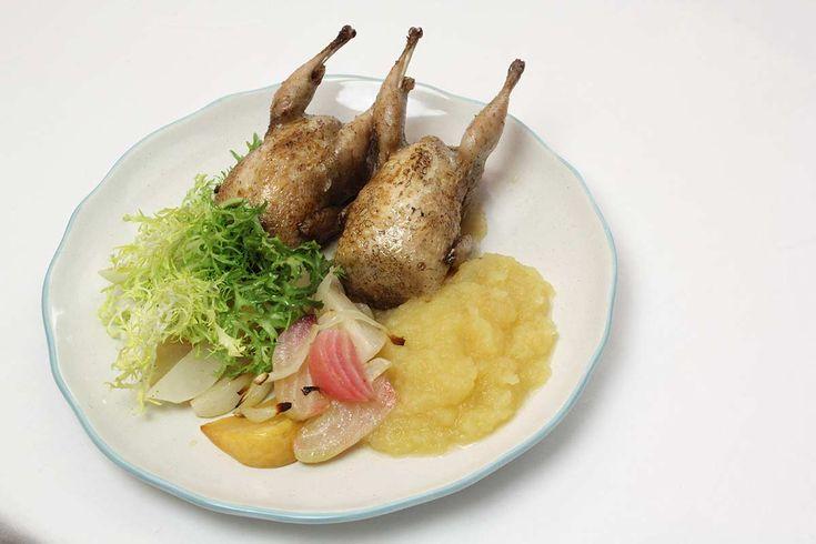 Dit gerecht is eenvoudig klaar te maken én bovendien gezond en lekker. De raapjes vervangen de traditionele aardappelen en zorgen voor een aparte smaak. Dit gerecht kost tenslotte amper 4,24 euro per persoon. - met OER-fruit