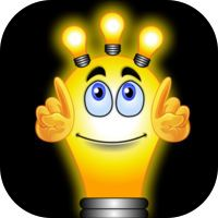 Bright Idea Stickers by Danny Hindson