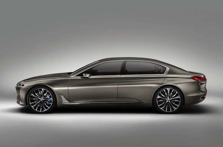 """BMW Concept Car """"Vision Future Luxury"""" • Selectism"""