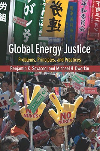 Global energy justice : problems, principles, and practice | 341.57 SOV