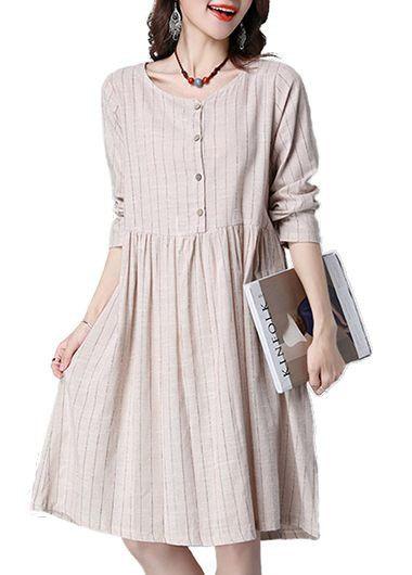1000  ideas about Cheap Long Sleeve Dresses on Pinterest - Linen ...