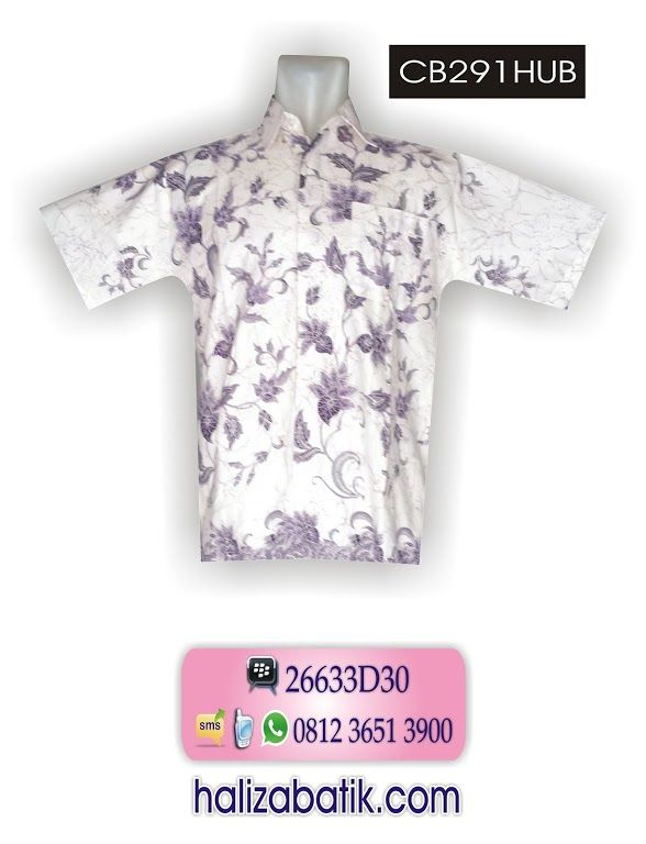 http://grosirbatik-pekalongan.com/hem-cb291hu/  Atasan batik modern. Hem batik bahan katun primisima. Warna dasar putih dengan motif batik bunga warna ungu. Tersedia satu saku depan. Bisa juga untuk seragam. Pemesana via WA 085706842526