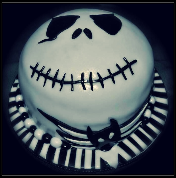 Jack. Would love this cake at halloween
