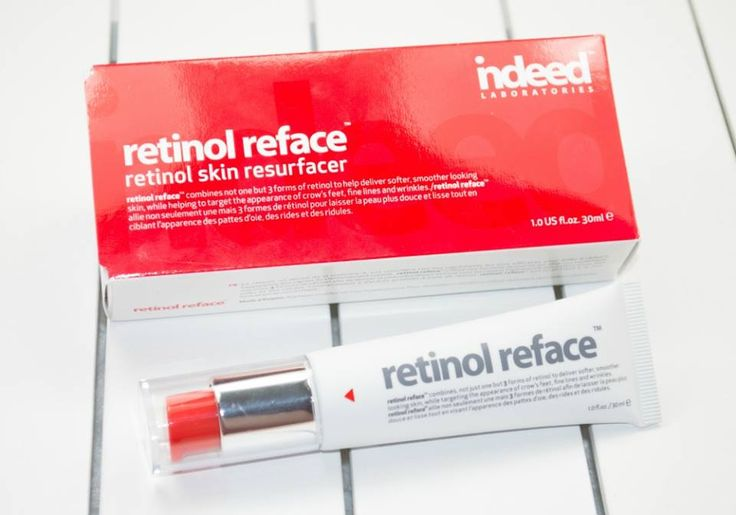 #retinolreface helps speed up your skin's cell renewal process but retinol can break down in sunlight. Apply nightly & wear sunscreen daily.