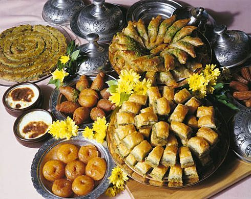 turkish wedding | turkish wedding cuisine