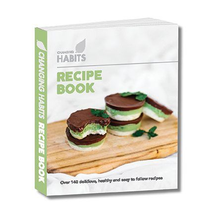 OVER 140 HEALTHY AND EASY TO FOLLOW RECIPES THAT ARE EASY TO MAKE AND TASTE DELICIOUS!