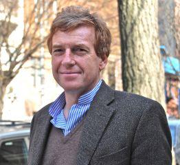 Claudio Bartocci, docente di fisica matematica presso l'Università di Genova e finalista del Premio Galileo 2015.