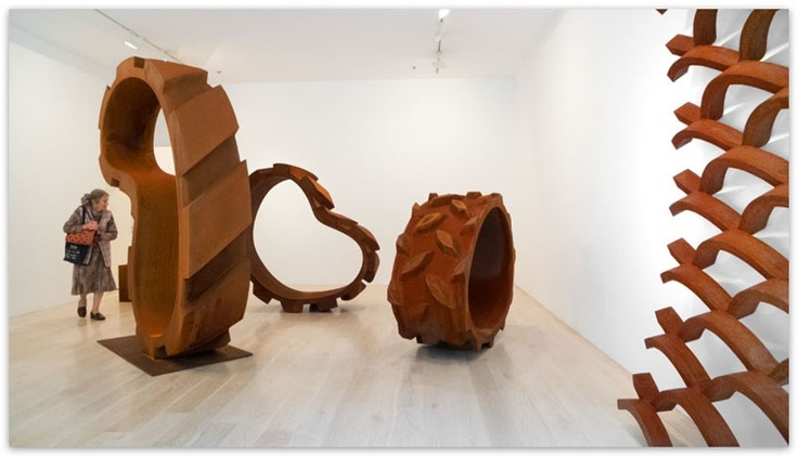 """David McCracken - """"Portrait of Mass and Transmission"""" at Gow Langsford Gallery, Kitchener St."""