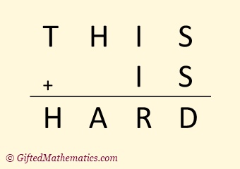Gifted Mathematics: This is hard!: Upper Primary ...