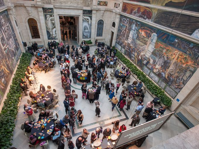 1000 images about detroit institute of arts on pinterest for Diego rivera mural dia