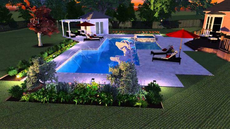 32 Best Pools Images On Pinterest | Backyard Ideas Garden Ideas And Outdoor Ideas
