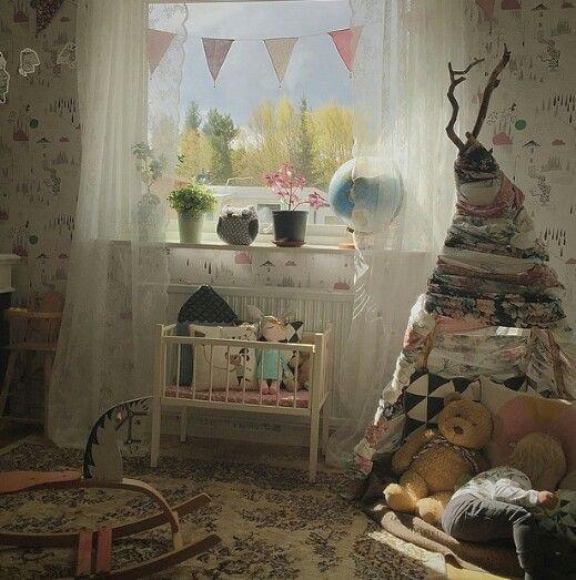 Kids rom decoration. Decoración habitación niños.