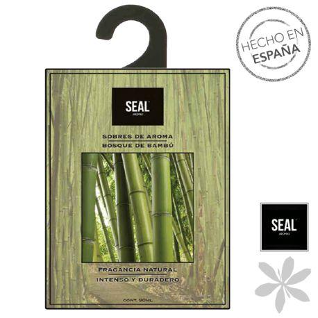 """""""BOSQUE BAMBÚ"""" #Ambientador. Mantendrá siempre tus armarios y cajones con un perfume fino y agradable, encontrarás mil y una aplicaciones más. Fragancia """"bosque bambú"""". 1,30 €"""