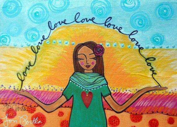 Print : Self Love