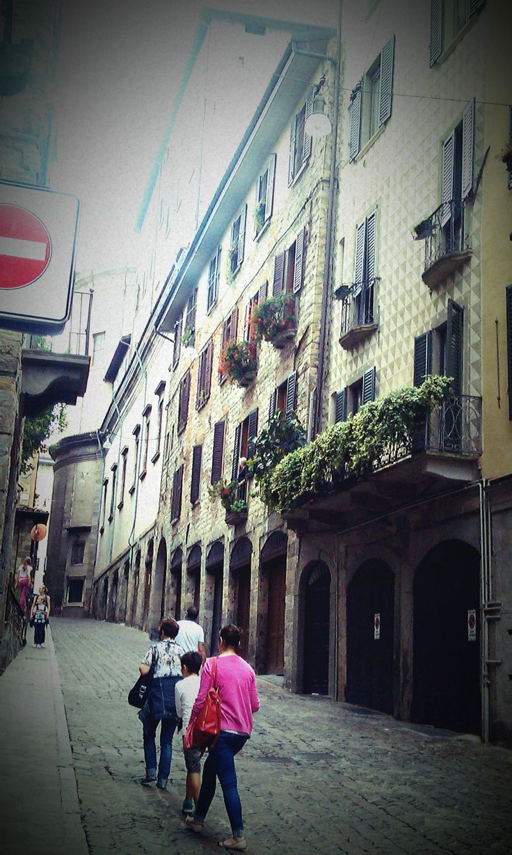 Bergamo Alta, Italia