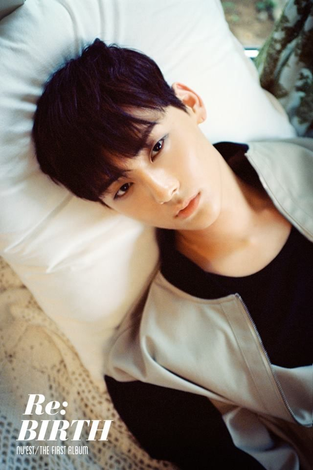 NU'EST // Re:BIRTH // Minhyun