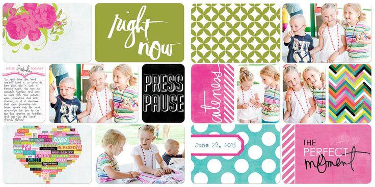 Heidi Swapp Favorite Things Edition Title Cards – digitalprojectlife
