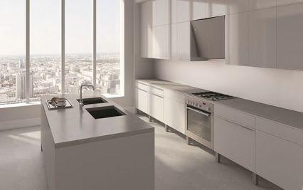 Marmorin Fado mosogató diszkrét elegancia.  A Fado mosogatók alulról szerelt módjának köszönhetően egy nagyon diszkrét eleganciával telített konyhai enteriőrt kapunk végeredményül. A klasszikus, szabályos formájú mosogató medencék jóvoltából a mosogatás kényelmes, s funkcionális. A Fado mosogatók letisztult képe nem zavarja a belső terek kifinomult térelrendezését.  www.marmorin.hu