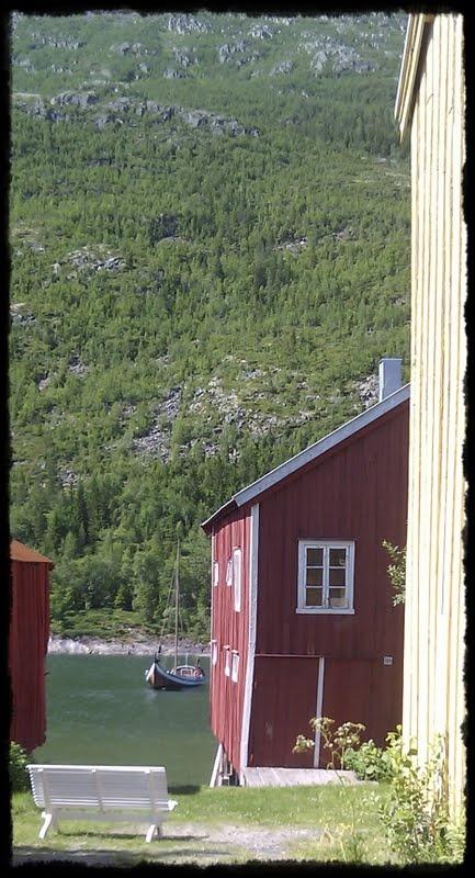 Aqua-lady: Sjøgata, - from my hometown. :)