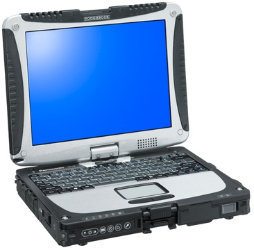 Toughbook CF 19. Rugged TabletRugged LaptopDisplay ...