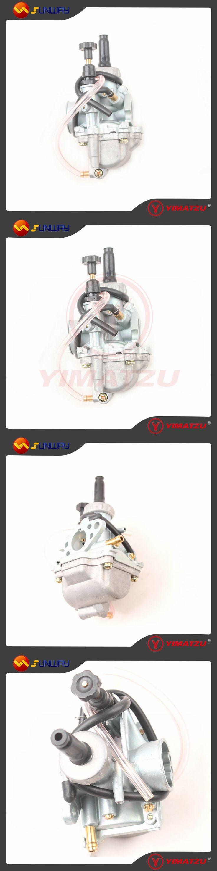 ATV Parts Carburetor for SUZUKI LT80 80CC 1987-2006 Mini Off-Road ATV Quad Bike
