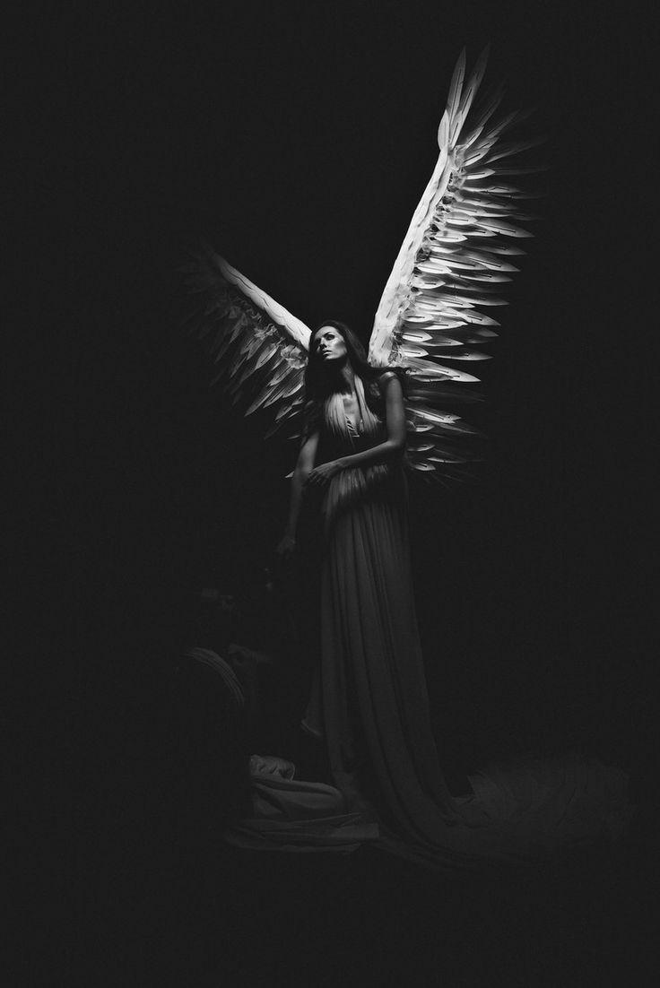 Angel   天使   Ange   ангел   Angelo   Angelus   ángel   Wings   Photograph Angel by Tim Engle on 500px
