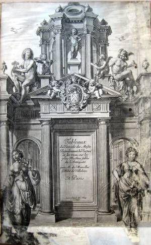 1655 Michel de Marolles<Ulm - Lettres et Sciences humaines<Service commun de la documentation de l'École Normale Supérieure de Paris (ENS)