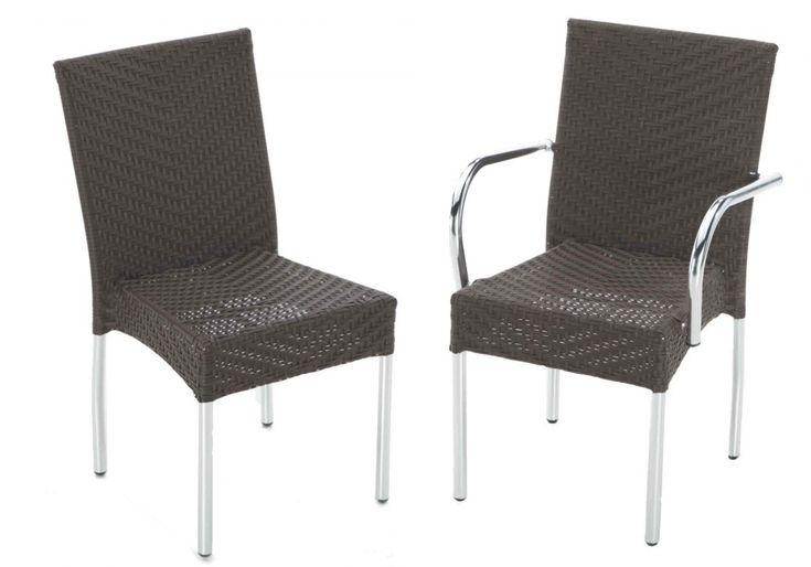 Los modelos de silla y sillón Yuca, por su construcción, materiales y resistencia, pueden ser aptos para ser usados en múltiples ambientes tanto en interior como en el exterior de la casa. Por su diseño pueden ser utilizados en ambientes clásicos como comedores, salas de estar o terrazas.  http://www.ventaclick.com.es/2014/11/yuca-sillas-y-sillones-multifuncionales.html