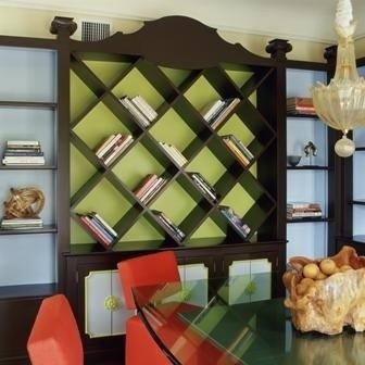 bookshelf: Mark Cutler, Dining Rooms, Unique Bookca, Living Rooms, Cool Bookshelves, Book Shelves, Diagon Bookca, Bookshelf Porn, Creative Bookshelves