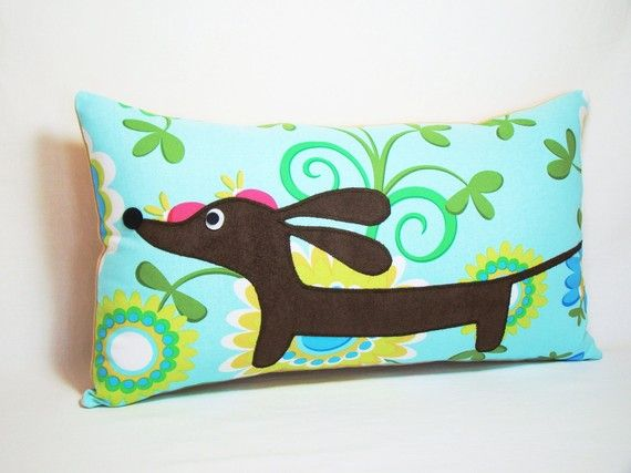 .: Win Pets, Nosey Dogs, Dogs Dogs, Pets Photos, Sweets Dachshund, American Pets, Animal, Pillows Doxie, Dachshund Pillows