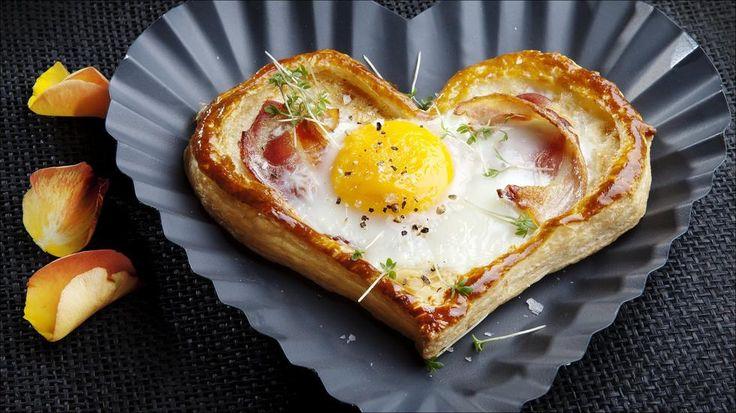 Frokost er dagens viktigste måltid sies det. Hvorfor ikke la det bli det mest romantiske også?