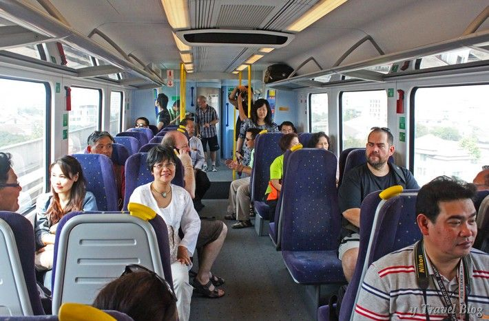 The Bangkok airport rail link and more- Getting around Bangkok,Thailand