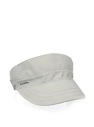 61% OFF Kangol Women's Golf Visor (Grey)
