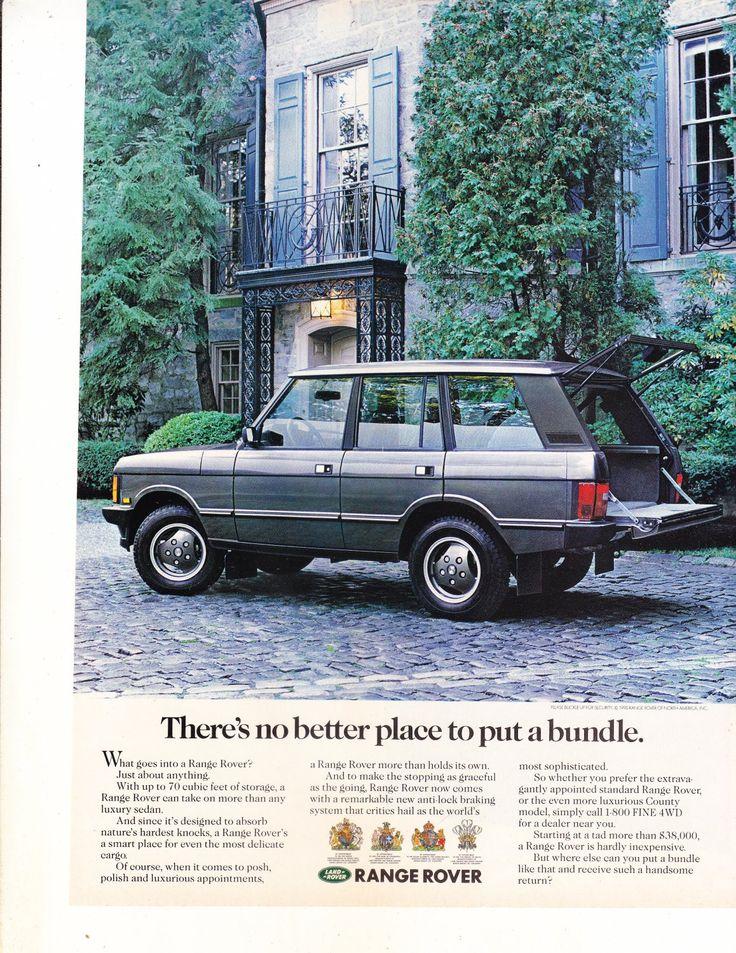 range+rover+magazine+advertisement