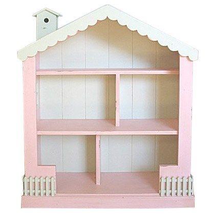 Bradshaw Kirchofer Cottage Dollhouse Bookcase