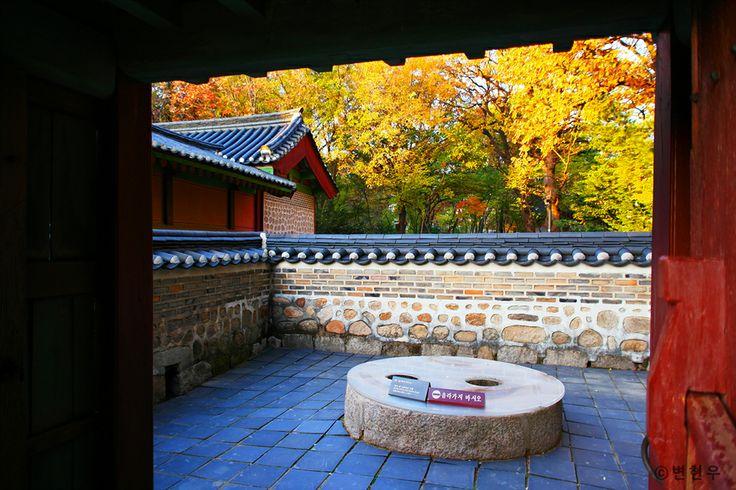 종묘[Jongmyo Shrine] - 전사청 제정