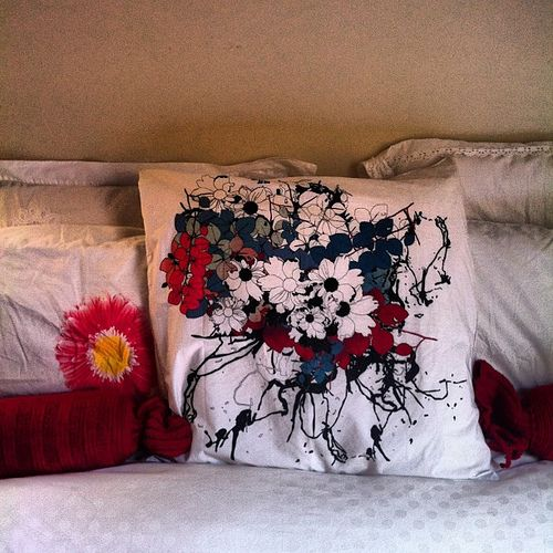 #pillow #design by #williamismael  by WILLPOWER STUDIOS | WILLIAM ISMAEL | www.WillpowerStudios.com