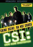 CSI: Crime Scene Investigation - The First Season, Disc 1 [DVD], 119704