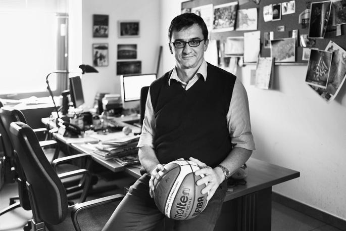 Matteo Dore - direttore di Sportweek (ph Giuseppe Di Piazza)