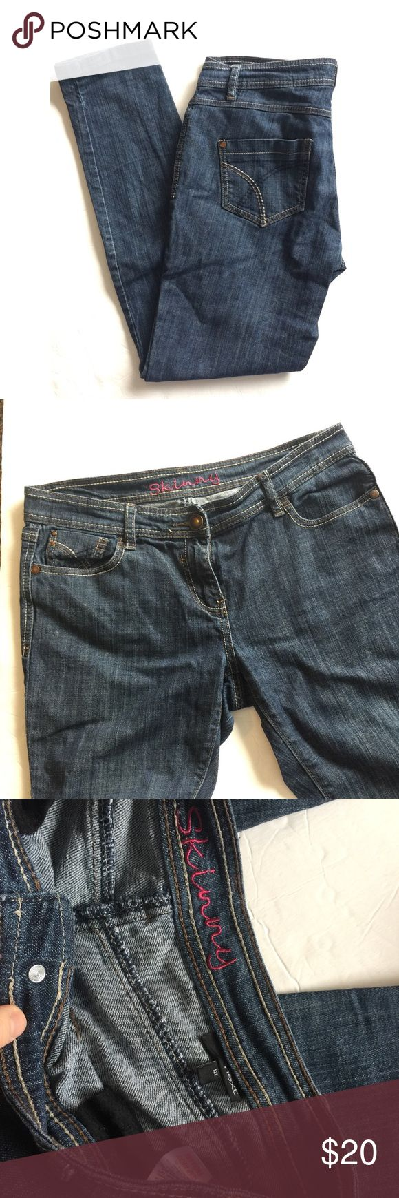 Next Jeans Skinny jeans great brand from the U.K. Similar to Boden size 12 very good condition next Jeans Skinny