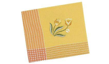 Mantel Bordado Amarillo. Visítanos en tuakiti.com #mantel #tablecloth #decoracion #homedecor #hogar #home #comedor #diningroom #bordado #embroidery #tuakiti