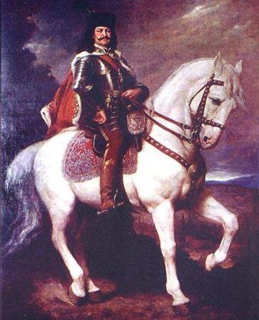 Ferenc Rakoczi ll (1676-1735) Hungarian aristocrat.