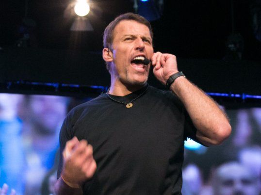 tony robbins book recommendations